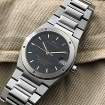 IWC neu Automatik Chronometer 34mm Stahl Saphirglas