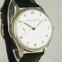 IWC Portuguese Minute Repeater Or blanc 42mm Argent Arabes