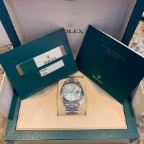Rolex J8823598 Platine 2016 Bubble Back 40mm occasion