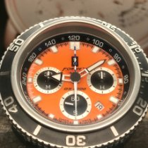 Formex pre-owned Automatic 48mm Orange 30 ATM