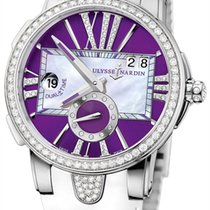 Ulysse Nardin Executive Dual Time Lady 243-10B-3C/30-07 2020 новые