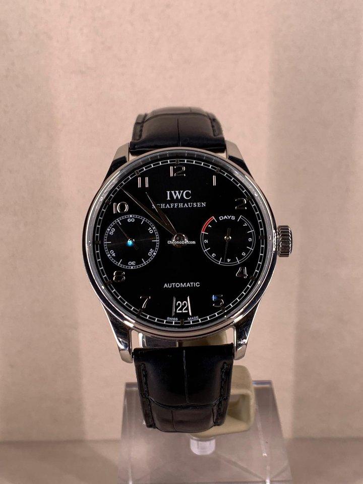 IWC Portuguese Automatic IW500109 2006 new