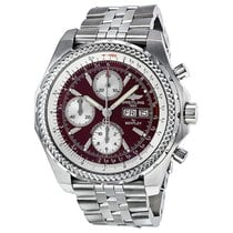 Breitling Bentley GT Steel 45mm Red No numerals United States of America, New Jersey, Edgewater