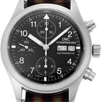 IWC Pilot Chronograph IW370607 1998 usados