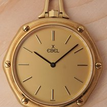 Ebel Yellow gold 36mm Quartz Classic Hexagon pre-owned