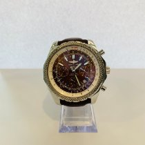 Breitling Bentley Motors Steel 48mm Brown No numerals