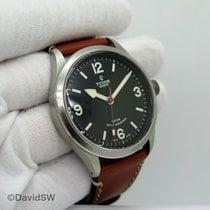 Tudor Heritage Ranger Zeljezo 41mm Crn Arapski brojevi