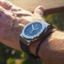 Hublot Classic Fusion Blue Titanium 45mm Blue No numerals United States of America, California, Laguna Beach