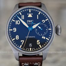 IWC Big Pilot Titanium 46.2mm Black Arabic numerals United States of America, Massachusetts, Milford