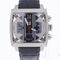TAG Heuer Monaco Calibre 36 Steel 41mm