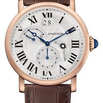 Cartier Rotonde de Cartier new 2021 Automatic Watch with original box and original papers W1556240