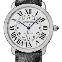 Cartier Ronde Croisière de Cartier Stahl 42mm