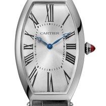 Cartier Tonneau Platinum 46.3mm Silver United States of America, Florida, Sunny Isles Beach