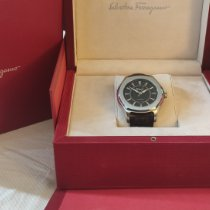 Salvatore Ferragamo Steel Automatic pre-owned United States of America, New York, New York