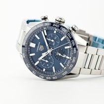 TAG Heuer new Automatic Small seconds Luminous hands Luminous indices 44mm Steel Sapphire crystal