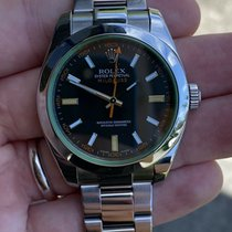 Rolex Milgauss Steel 40mm Black No numerals United States of America, Florida, Boca Raton