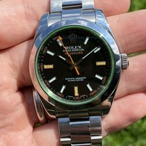 Rolex Milgauss Steel 40mm Black No numerals United States of America, Florida, Boca Raton