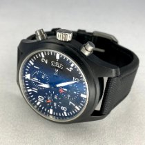 IWC IW378901 Keramiek 2009 Pilot Chronograph Top Gun 44mm tweedehands