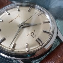 Omega Steel 35mm Manual winding 14390-61-SC pre-owned Thailand, Muang District