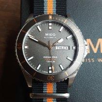 Mido Ocean Star Aluminum 42.50mm Grey No numerals United States of America, Alabama, Huntsville