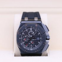 Audemars Piguet Céramique Remontage automatique Noir 44mm occasion Royal Oak Offshore Chronograph