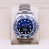Rolex Sea-Dweller Deepsea Steel 44mm Blue No numerals United States of America, Tennesse, Nashville