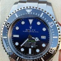 Rolex Sea-Dweller Deepsea Stahl 44mm Blau Keine Ziffern Österreich, Linz