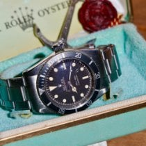 Rolex Submariner (No Date) 6538 1956 folosit
