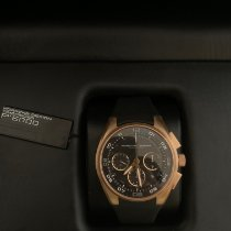 Porsche Design Dashboard Rose gold 44mm Black Arabic numerals United States of America, California, irvine