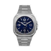 Bell & Ross BR 05 Steel 40mm Blue United States of America, Pennsylvania, Bala Cynwyd