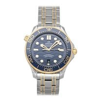Omega 210.20.42.20.03.001 Steel Seamaster Diver 300 M 42mm pre-owned United States of America, Pennsylvania, Bala Cynwyd