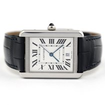 Cartier Tank Solo W5200027 2017 pre-owned