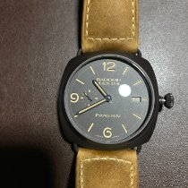 Panerai Radiomir Black Seal 3 Days Automatic Ceramic 45mm Brown Arabic numerals United States of America, Texas, FRISCO