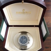 Audemars Piguet Royal Oak Chronograph Steel 39mm Blue No numerals United States of America, Florida, Key Biscayne