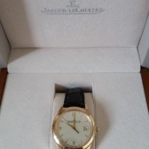 Jaeger-LeCoultre Rose gold Automatic Silver Arabic numerals 39mm pre-owned Master Control Date