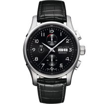 Hamilton Jazzmaster Maestro Steel 45mm Black Arabic numerals United States of America, Massachusetts, Florence