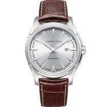 Hamilton Jazzmaster Viewmatic Steel 44mm Silver United States of America, Massachusetts, Florence