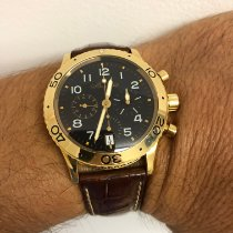 Breguet Type XX - XXI - XXII Rose gold 39mm Black Arabic numerals United States of America, Florida, Key Biscayne