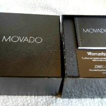 Movado Circa Acero 42mm Blanco
