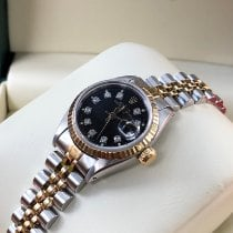 Rolex Lady-Datejust Yellow gold 26mm Black No numerals United States of America, Florida, Pembroke Pines