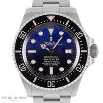 Rolex Sea-Dweller Deepsea 126660 LC-EU 2019 новые