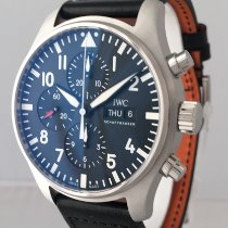IWC Steel 43mm Automatic IW377709 new