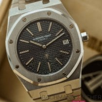 Audemars Piguet Royal Oak Jumbo Steel 39mm Silver No numerals