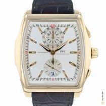 IWC Da Vinci Chronograph IW376402 2008 подержанные