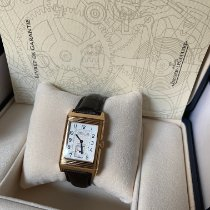 Jaeger-LeCoultre Reverso (submodel) Or rose Argent Arabes France, Paris