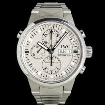 IWC GST Staal 43mm Grijs