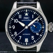 IWC Big Pilot Steel 46mm Arabic numerals United States of America, Massachusetts, Boston