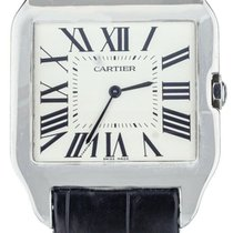 Cartier 2651 White gold Santos Dumont 35mm United States of America, Illinois, BUFFALO GROVE