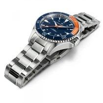 Hamilton Khaki Navy Scuba new Automatic Watch with original box and original papers H82365141