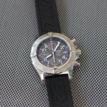 Breitling Avenger Skyland Acero 45mm Gris Arábigos